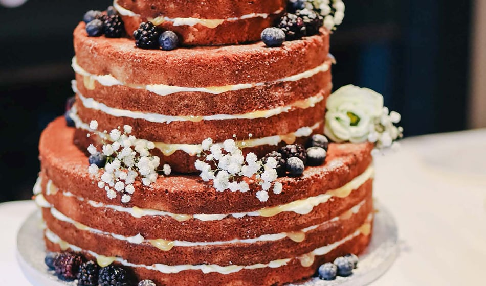 Lebharts Konditorei Torte Service